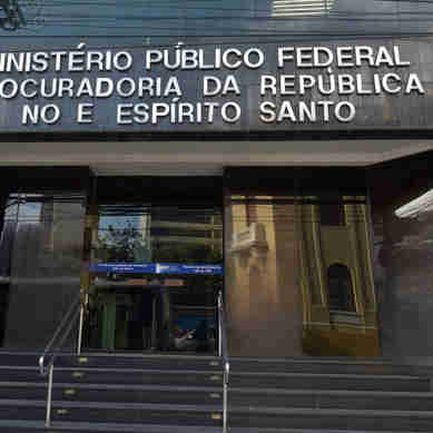 Data: 02/01/2020 - ES - Vitória -  Ministério Público Federal - Editoria: Política - Fernando Madeira - GZ