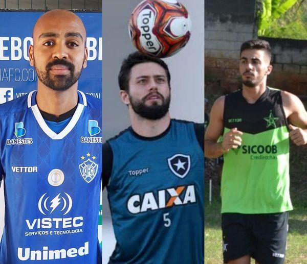 Botafogo Pode Enfrentar Vitória E Estrela Em Pré Temporada