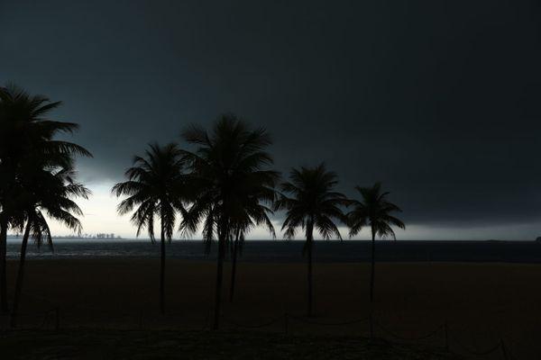 Alerta de chuva para o Espírito Santo.. Crédito: Ricardo Medeiros