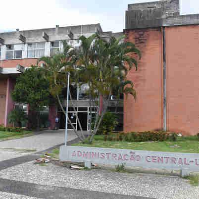 Data: 05/01/2020 - ES - Vitória  - Reitoria da Ufes- Editoria: Cidades - Ricardo Medeiros - GZ