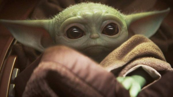 Baby Yoda é uma dos destaques da série