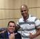 Max Filho e Bruno Vitalino reunidos . Crédito: Reprodução/Facebook