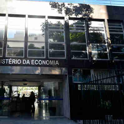 Data: 09/01/2020 - ES - Vitória - Ministério da Economia, Centro de Vitória - Editoria: Economia - Fernando Madeira - GZ