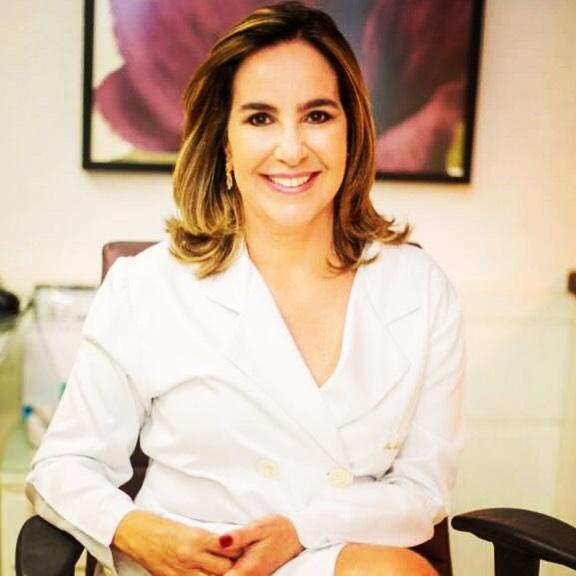 A dermatologista Irene Baldi. Crédito: Divulgação