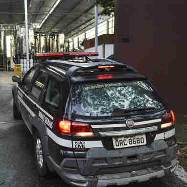 Polícia instaura inquérito contra a empresa Backer, que produz a cerveja BelorizontinaFoto: Uarlen Valério/O Tempo/Folhapress)