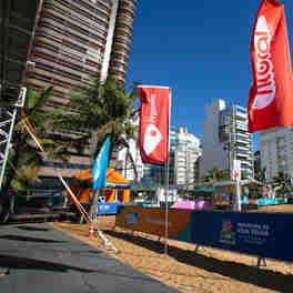 Praia da Costa recebe o primeiro Circuito de Verão 2020 da TV Gazeta