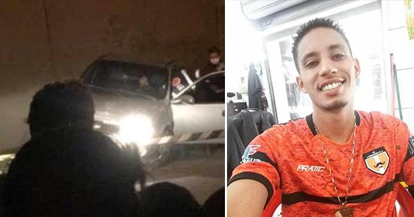 Maykon Vinícius Ramos de Abreu, motorista de aplicativo morto em Bandeirantes, Cariacica. Crédito: Siumara Gonçalves