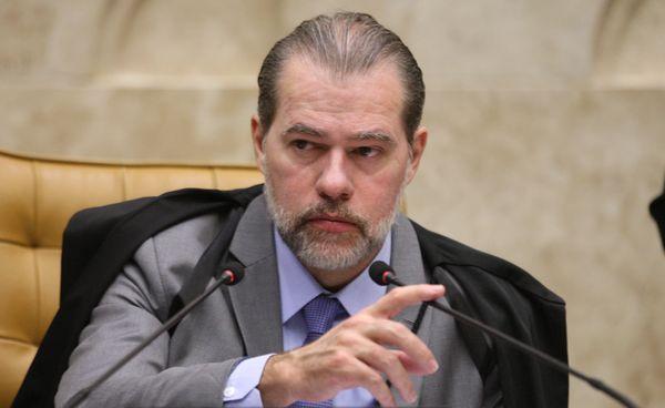 Ministro Dias Toffoli, presidente do STF. Crédito:  Nelson Jr./SCO/STF