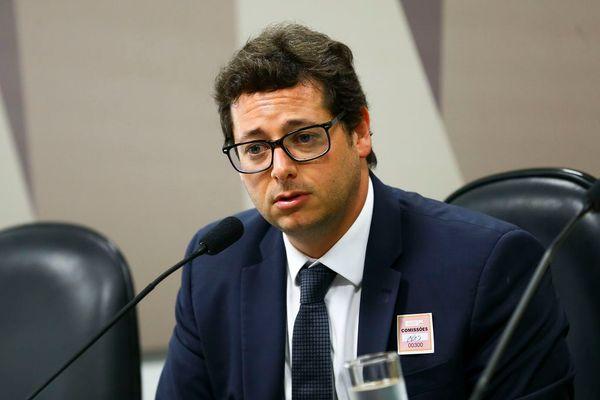 Fabio Wajngarten, secretário especial de Comunicação Social (Secom) da Secretaria de Governo da Presidência. Crédito: Marcelo Camargo/Agência Brasil