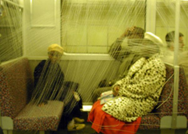 Berlin Metro (2008), de Orlando da Rosa Farya
