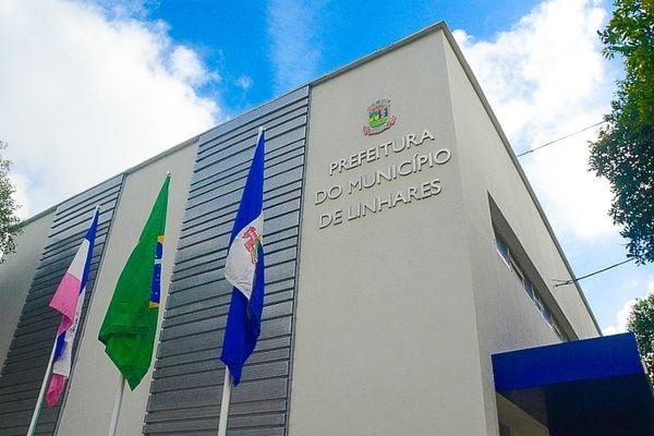 Prefeitura de Linhares. Crédito: Divulgação/ Prefeitura de Linhares
