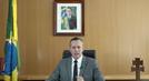 O secretário de Cultura, Roberto Alvim, publicou um vídeo nas redes sociais que gerou polêmica. Crédito: Reprodução/Twitter