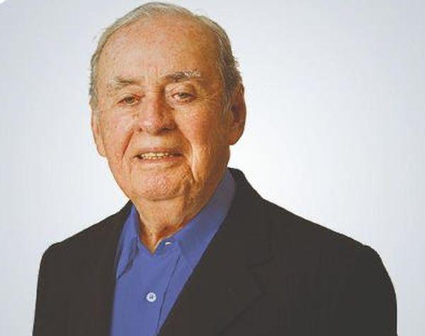 Empresário Antônio de Queiroz Galvão morreu aos 96 anos. Crédito: Grupo Queiroz Galvão/Divulgação