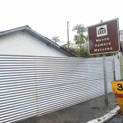 Data: 21/01/2020 - ES - Vila Velha - Museu Homero Massena, Vila Velha  Editoria: Cidades - Foto: Ricardo Medeiros - GZ