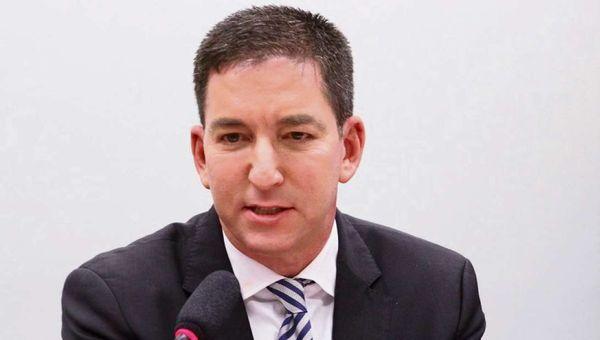 O jornalista Glenn Greenwald foi denunciado pelo MPF. Crédito: VINICIUS LOURES/CÂMARA DOS DEPUTADOS