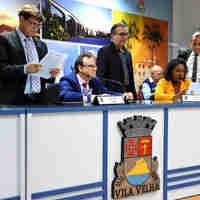 02/12/2020 - Mesa diretora da Câmara de Vila Velha