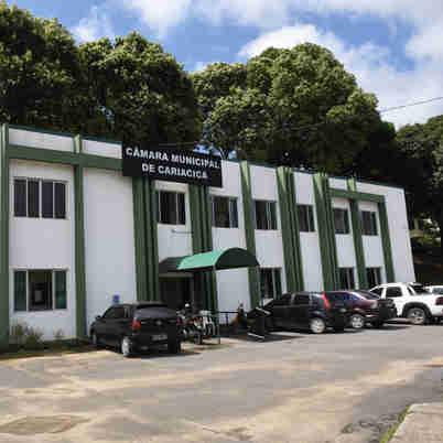 Data: 22/01/2020 - ES - Cariacica - Câmaraa Municipal de Vila Velha  Editoria: Cidades - Foto: Ricardo Medeiros - GZ