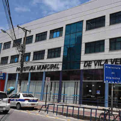 Data: 22/01/2020 - ES - Vila Velha - Prefeitura Municipal de Vila Velha  Editoria: Cidades - Foto: Ricardo Medeiros - GZ