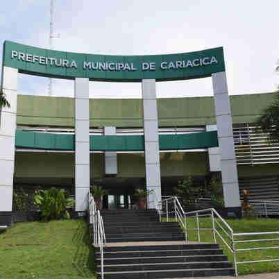 Data: 23/01/2020 - ES - Vila Velha - Prefeitura Municipal de Cariacica  Editoria: Cidades - Foto: Ricardo Medeiros - GZ