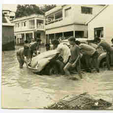 Enchente em Iconha  (5/12/1984)