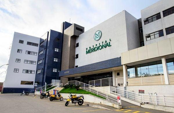 Novos vagas são abertas no Hospital Meridional. Crédito: Grupo Meridional/Divulgação