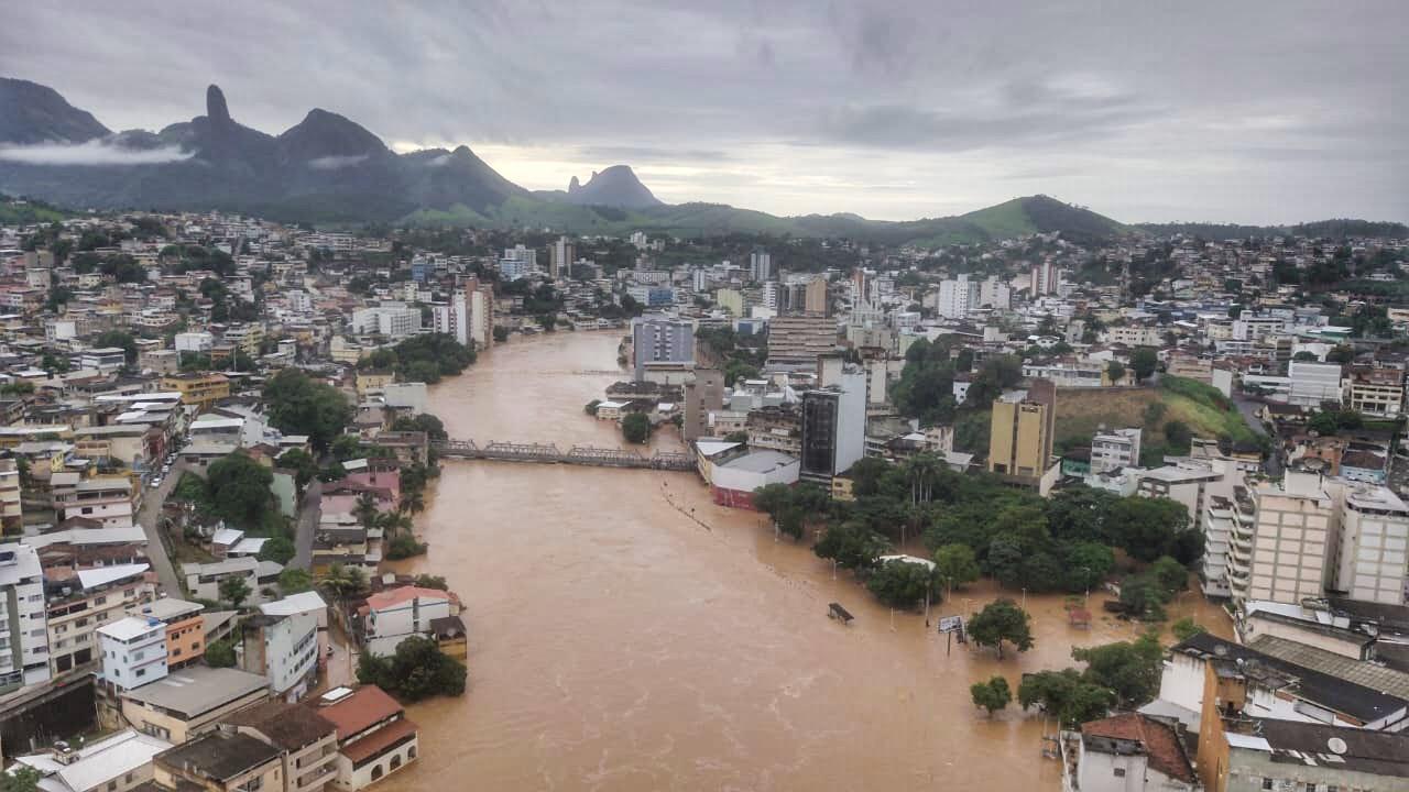 Cachoeiro de Itapemirim Espírito Santo fonte: midias.agazeta.com.br