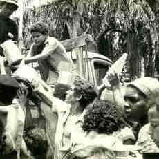 Em 1979, água invadiu casas e comércios de Colatina; prejuízo foi tido como