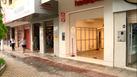 Após o período de alerta, comerciantes começam a abrir as lojas no Centro de Colatina. Crédito: TV Gazeta Noroeste/Reprodução