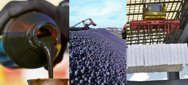 Petróleo, pelotas de minério e celulose: principais commodities que o ES exporta para a China