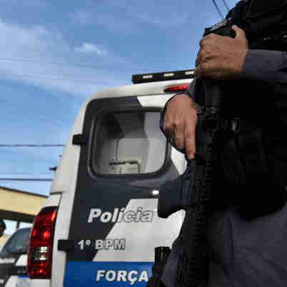 Data: 05/02/2020 - ES - Vitória - Operação da Polícia Militar no Complexo da Penha - Editoria: Cidades - Foto: Fernando Madeira - GZ