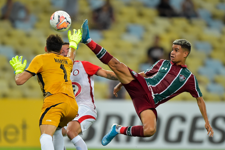 Fluminense Joga Mal E So Empata Com O Union La Calera Pela Sul Americana A Gazeta