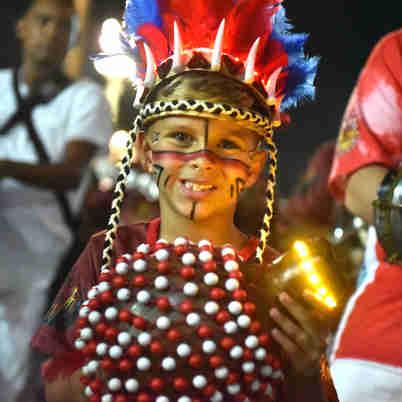 Ensaio técnico da Escola de Samba Unidos de Jucutuquara - Editoria: Cidades - Foto: Fernando Madeira - GZ