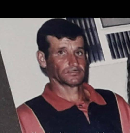 Jamil Brandão Benevides, morador de Marataízes, está desaparecido . Crédito: Arquivo da família