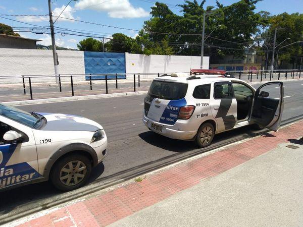 Criminosos atacam as principais avenidas de Vitória 15
