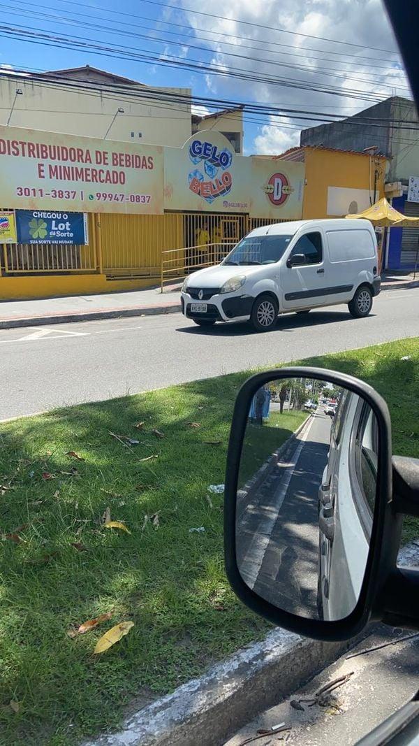 Criminosos atacam as principais avenidas de Vitória 4