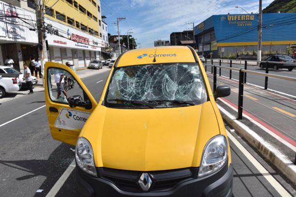 Criminosos atacam as principais avenidas de Vitória 14