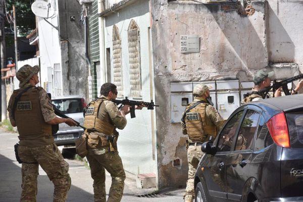 Criminosos atacam as principais avenidas de Vitória 2