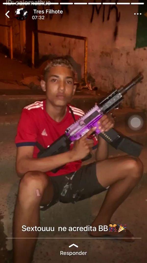 Criminosos atacam as principais avenidas de Vitória 6