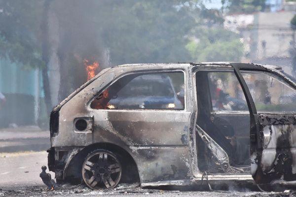 Criminosos atacam as principais avenidas de Vitória 9
