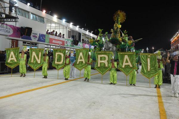 Verde e rosa capixaba, Andaraí exalta a cachaça, símbolo da cultura brasileira. Crédito: Ricardo Medeiros