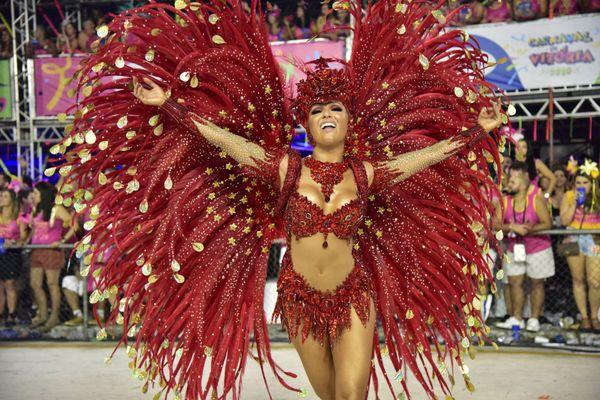 Boa Vista foi a campeã do Carnaval de Vitória 2020. Crédito: Rodrigo Gavini