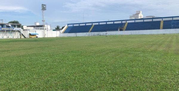 Estádio Sernamby. Crédito: Pedro Artur