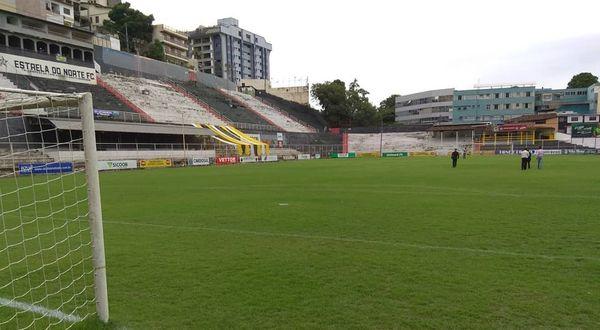 Estádio Sumaré. Crédito: Cid Fernandes