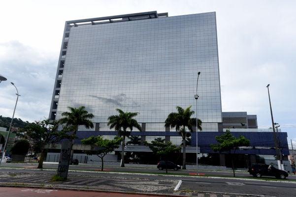 Sede da Receita Federal no Espírito Santo. Crédito: Ricardo Medeiros