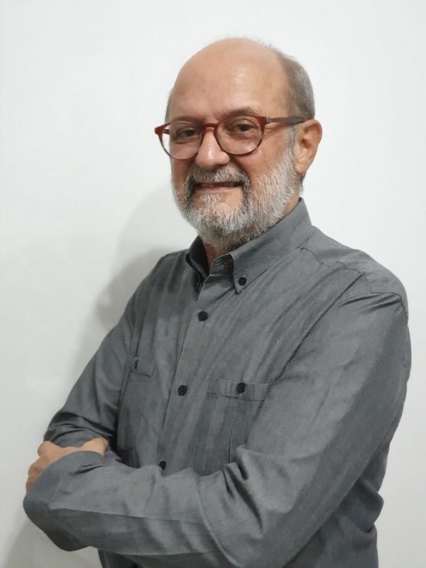 Fabiano Santos, presidente da Federação Espírita do Estado do Espírito Santo. Crédito: Divulgação