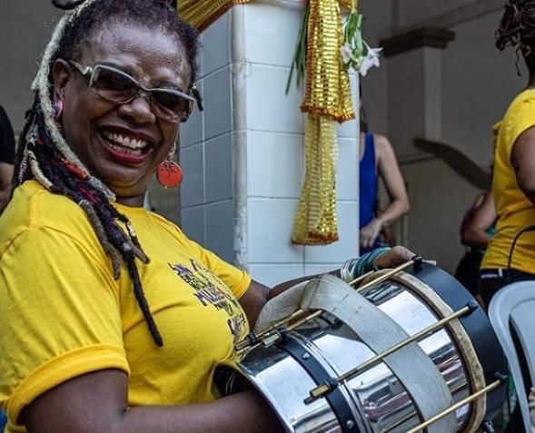Para Iamara Nascimento, é preciso investimento na dispersão. Crédito: Instagram/ Divulgação