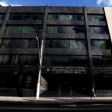 Data: 18/02/2020 - ES - Vitória - Ministério Público Federal - Editoria: Politica - Foto: Ricardo Medeiros - GZ