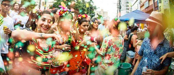 Carnaval. Crédito: Divulgação