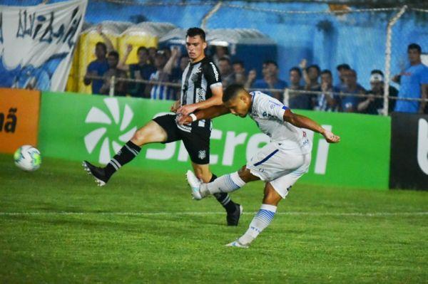 Copa do Brasil: partida entre Vitória e Figueirense nesta terça-feira (18). Crédito: Fernando Madeira