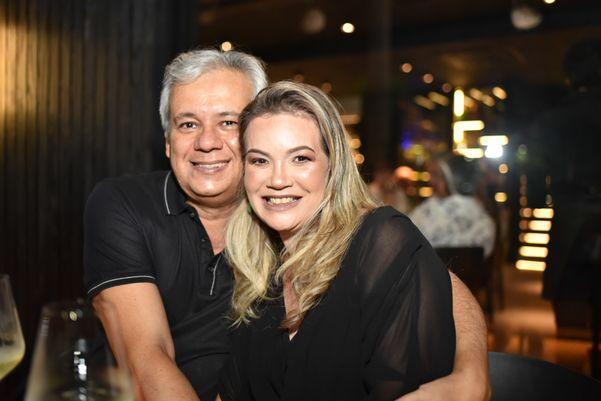 Luciano e Marcela Raizer. Crédito: Monica Zorzanelli